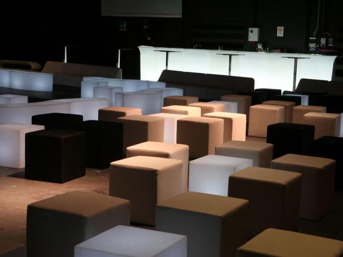 Noleggio Arredi per Eventi a Milano - NoleggioDesign