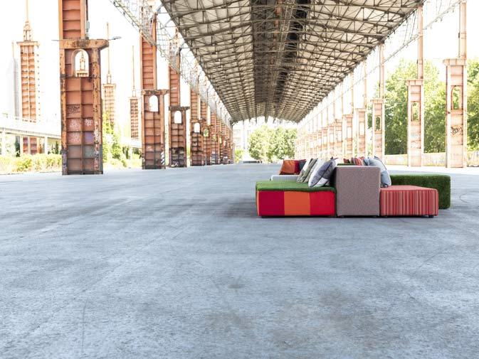noleggio lounge in eco erba