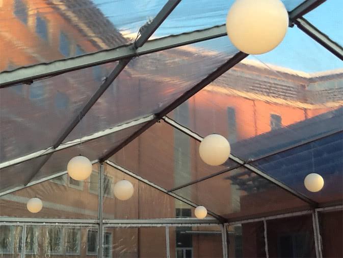 Lampade A Globo Prezzo : Noleggio lampada globo media di slide noleggiodesign