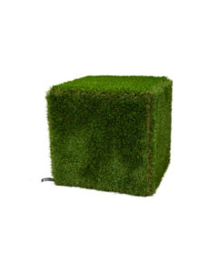 pouf eco erba a noleggio
