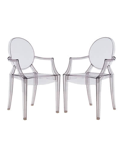 Sedia Louis Ghost Kartell. Cheap Louis Ghost Iso En With Sedia Louis ...