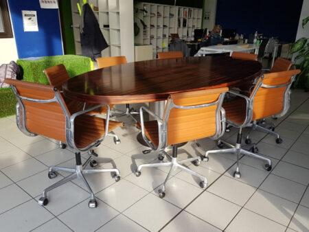 Noleggio sedia Aluminium Chair di Charles Eames - NoleggioDesign