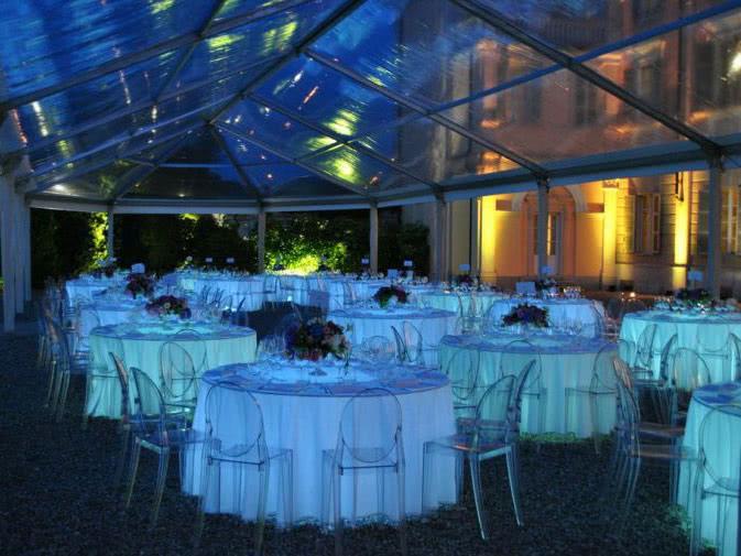 Noleggio tavoli e sedie per eventi noleggiodesign - Tavoli rotondi per catering ...