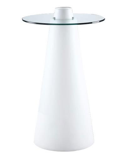 tavolino alto peak luminoso a noleggio