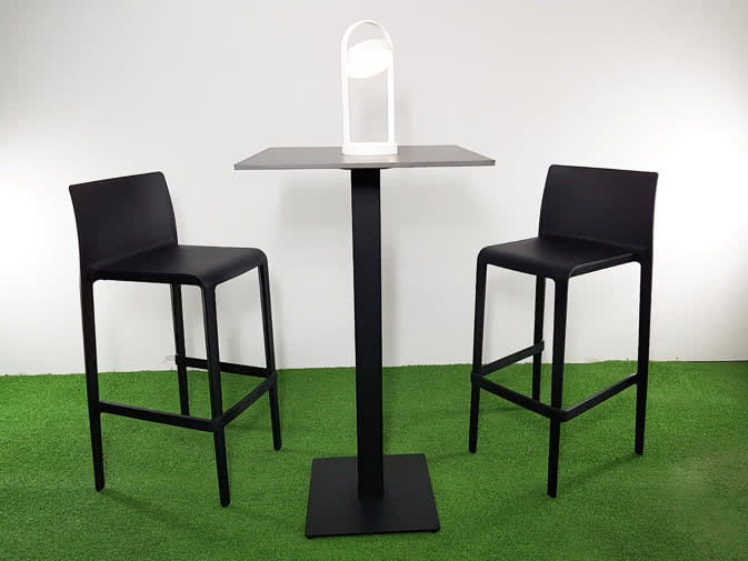 Tavolo alto design tavolo alto sgabelli tavolo con sgabelli