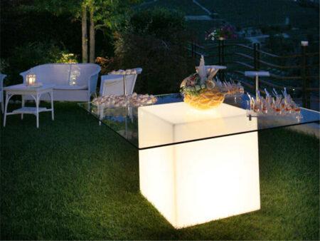 Fabulous noleggio tavolo quadrato luminoso with tavoli luminosi - Tavolo luminoso per bambini prezzi ...